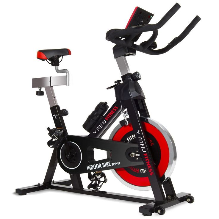 Bicicleta de Spinning Indoor Fitfiu por Sólo 149,00€ | Envío Gratis | 72% de Dto.