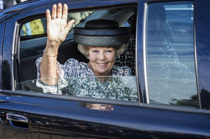 Prinses Beatrix staat donderdag stil bij de slachtoffers van mensenhandel. De…