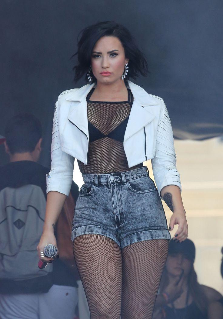 Demi Lovato Quote on Body Acceptance and Kardashians | POPSUGAR Fitness
