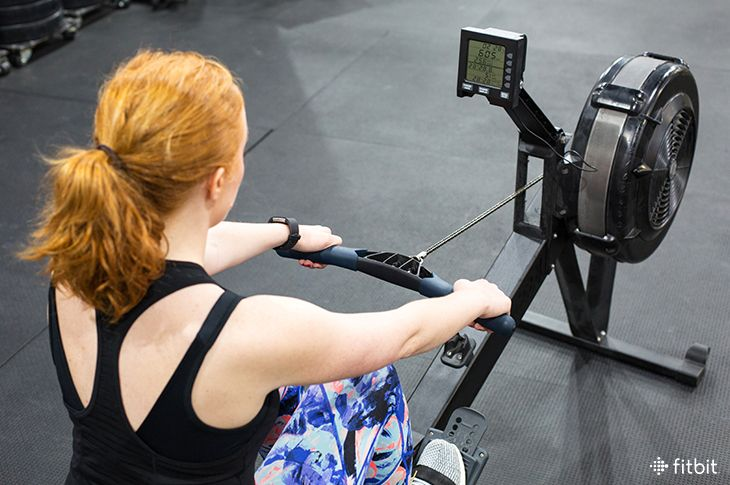 Indoor rowing isn't just a way to change up your fitness routine—it's also a great way to change your physique. Get started with this rowing workout.