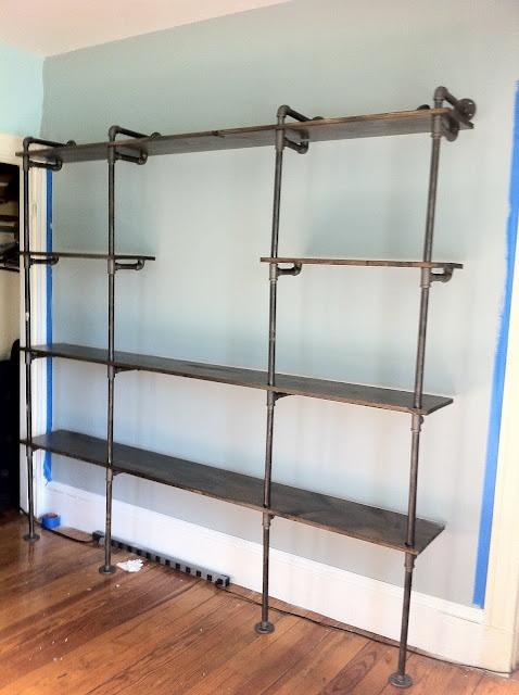 pipe shelving pipe shelves jpg 1195 pipes shelves insideways shelving