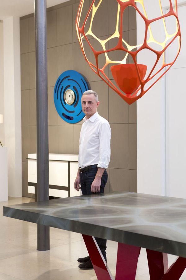 Herve Van der Straeten Designer by Chiara Cadeddu