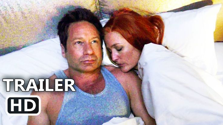 """THE X-FILES """"Shippers"""" Trailer (2018) Mulder and Scully in Bed, TV Show HD"""