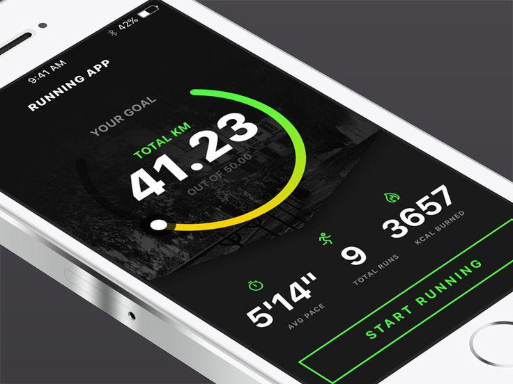 Running App Tutorial by Tom Koszyk