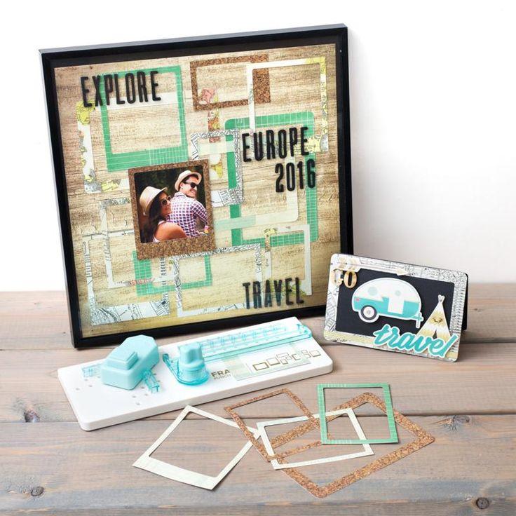 36 best WRMK Frame Punch Board images on Pinterest | Punch board ...
