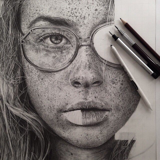 Best Drawings Images On Pinterest Art Drawings Drawings And - Amazingly realistic pencil drawings monica lee