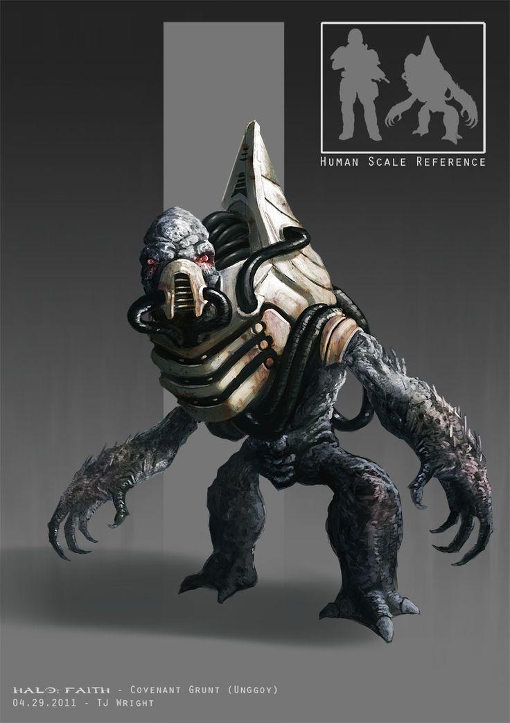 Halo grunts | Halo Grunt