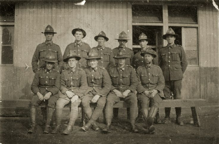 Soldiers, date unknown [P1-54-679] | Upper Hutt City Library