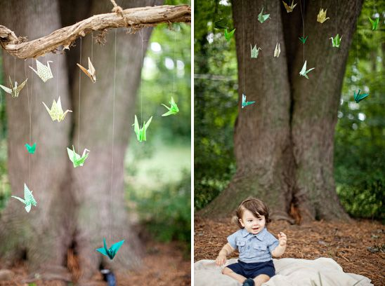 Love the DIY element in this shoot. Photography: Almond Leaf Studios