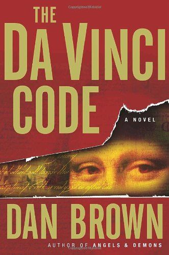 The Da Vinci Code by Dan Brown,http://www.amazon.com/dp/0385504209/ref=cm_sw_r_pi_dp_wrhmsb0NP5S1B903    loved both the book and the film: Book Games Movies Mus, Book Club, Book Worms, Book Book Book, Book Movies Combos, Book Worth, Book Open, Books Books Book, Book Recommendations