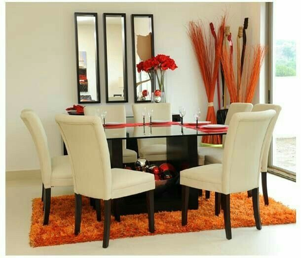 Pin by semhal araya on beautiful houses home decor for Small dining room ideas pinterest