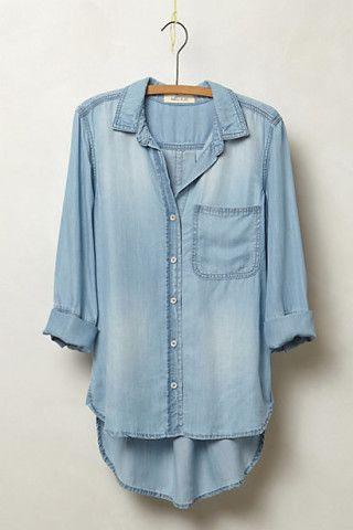 Amabel Chambray Shirt