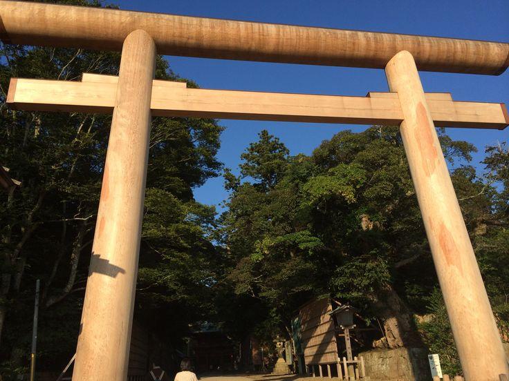 Kashima Otori, 鹿島神宮 大鳥居