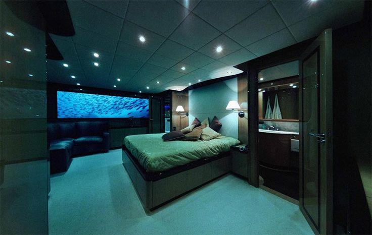 Dormire 200 metri sotto il mare? Si può nel sottomarino trasformato in hotel | WePlaya