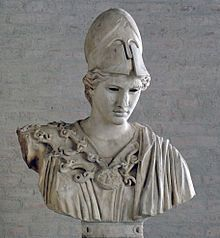 Athena or Athene is the goddess of wisdom, courage, inspiration, civilization, law and justice, just warfare, mathematics, strength, strategy, the arts, crafts, and skill.  Athena is also a shrewd companion of heroes and is the goddess of heroic endeavour.