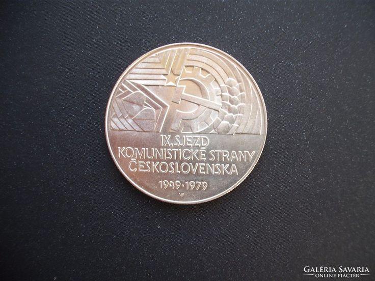 Csehszlovákia 50 korona 1979