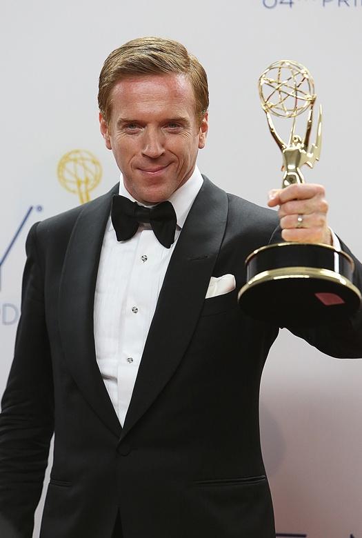 Emmy 2012: победители и шоу Дэмиен Льюис