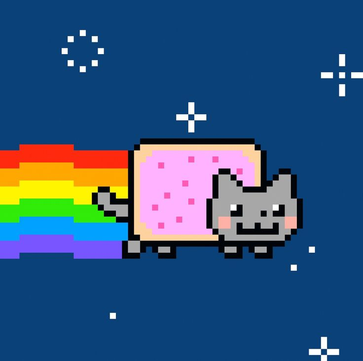 Nyan Cat by Christopher Torres