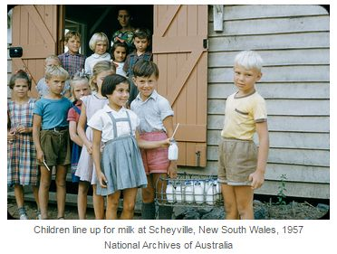 Margaret Whitlam Gallery: Free exhibition: A Place to Call Home? Migrant Hostel Memories
