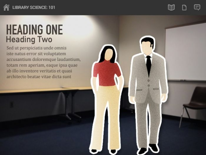 Shoot Your Own E-Learning Background Graphics