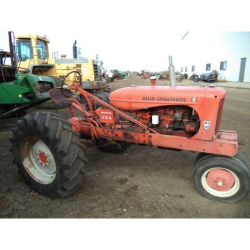 Used Allis Chalmers WD tractor parts - EQ-26959!  Call 877-530-4430 for used tractor parts! https://www.tractorpartsasap.com/-p/EQ-26959.htm