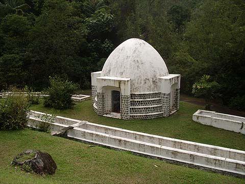 Penang's Top Ten Walks - The Batu Ferringhi Aqueducts