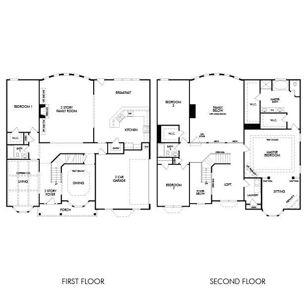 Meritage Apartments: 25 Best Shea Homes Charlotte Floorplans Images On