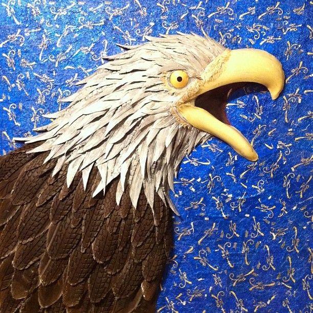 """""""The Eagle"""""""