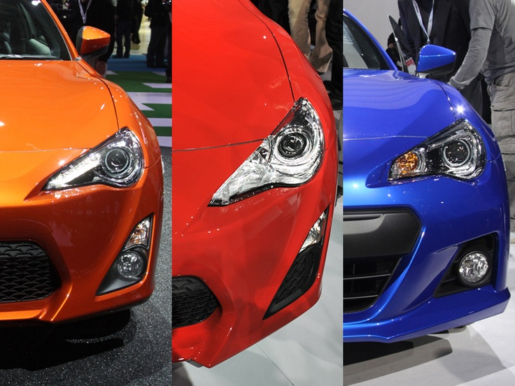 comparison between gt86 brz fr s brz frs pinterest oder. Black Bedroom Furniture Sets. Home Design Ideas