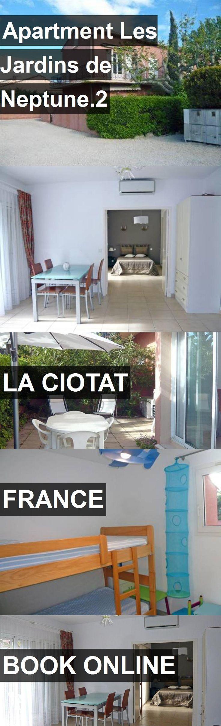 Apartment Les Jardins de Neptune.2 in La Ciotat, France. For more information, photos, reviews and best prices please follow the link. #France #LaCiotat #travel #vacation #apartment