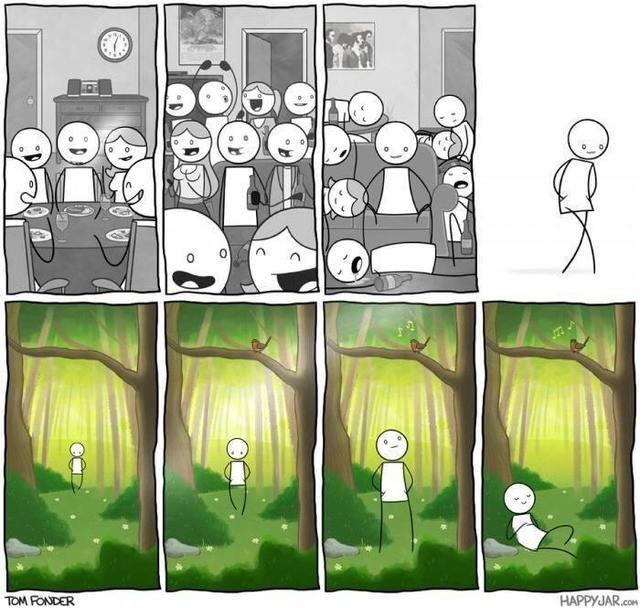Sentirsi soli in mezzo alla gente - società e costume | amicizia | sociologia | Quag