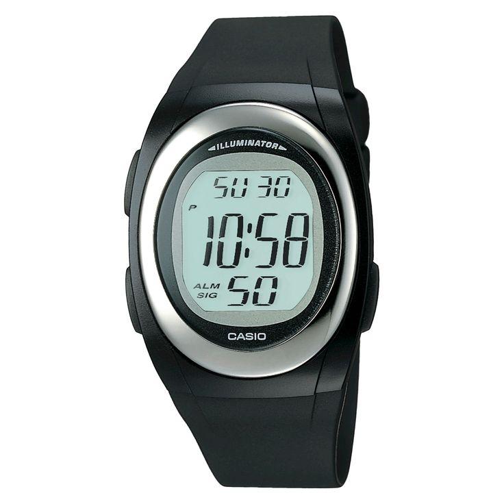 Men's Casio Digital Watch - Black (FE10-1A)