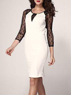 The 25+ best All white bodycon dress ideas on Pinterest