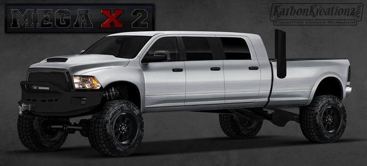 Chevy Reaper For Sale >> MEGA X-2 by Diesel Sellerz & Diesel Power's Heavy D. SEMA ...