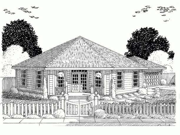 47 Best Images About Octagon Houaes On Pinterest Cottage