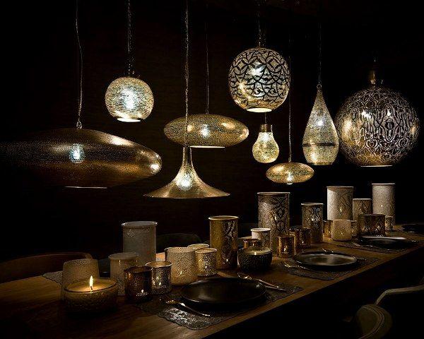 orientalische lampen von zenza orientalischer. Black Bedroom Furniture Sets. Home Design Ideas