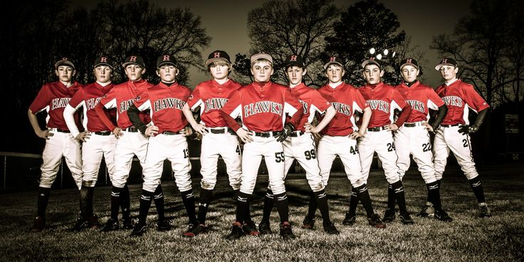 Team Banners | smaX Photography
