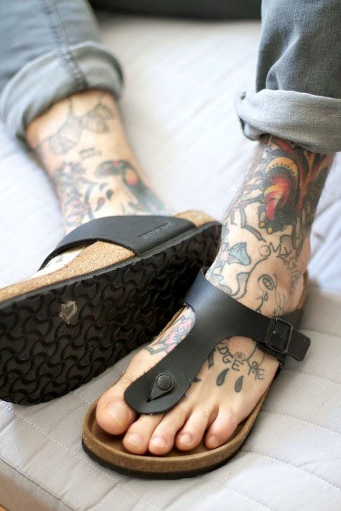 Birkenstock Medina Birko Flor ® Tong.uk: Shoes \\ u0026 Bags