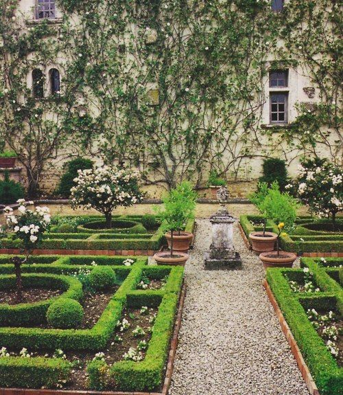Garden: English Garden, Garden Design, Secret Garden, Outdoor, Courtyard Gardens, Formal Gardens, Landscape, French Garden