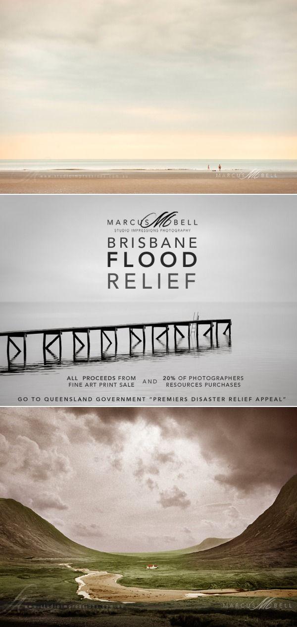 Marcus Bell + Queensland Flood Relief
