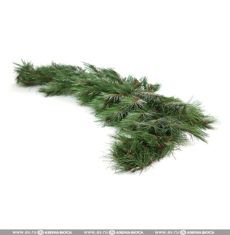 Сваг еловый Holiday Exclusive зеленый 90см 1 шт | Азбука Вкуса — Интернет-магазин продуктов и товаров для дома с доставкой