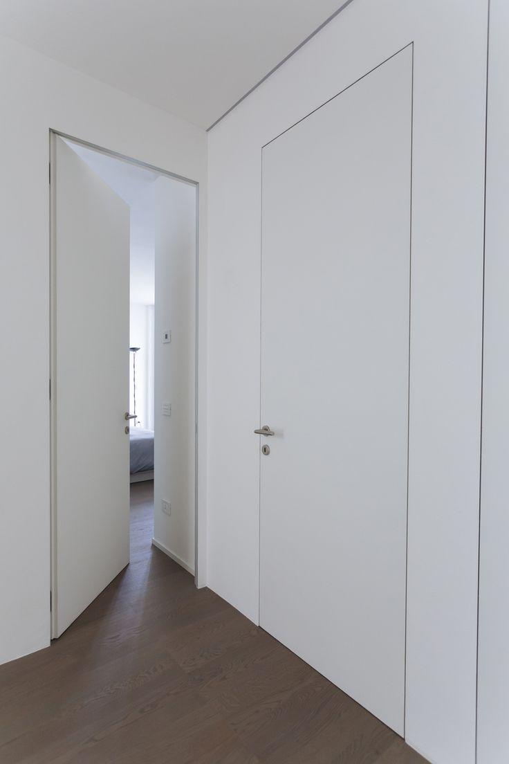 Oltre 25 fantastiche idee su Porte rasomuro su Pinterest | Porte ...