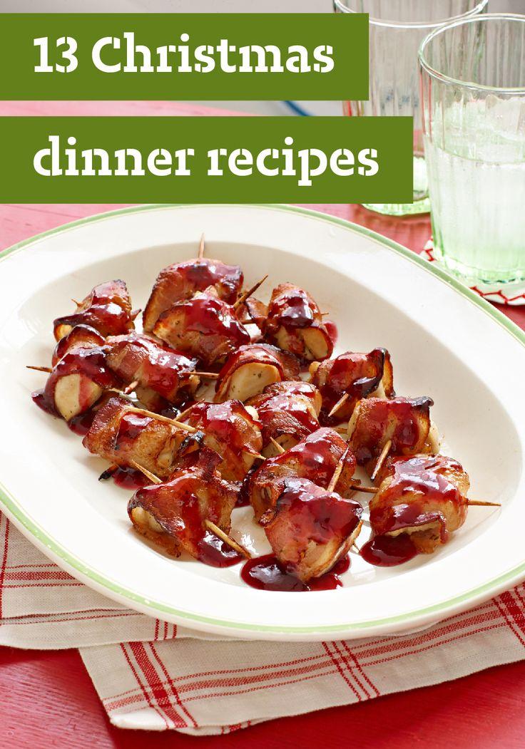 christmas dinner recipes - photo #37