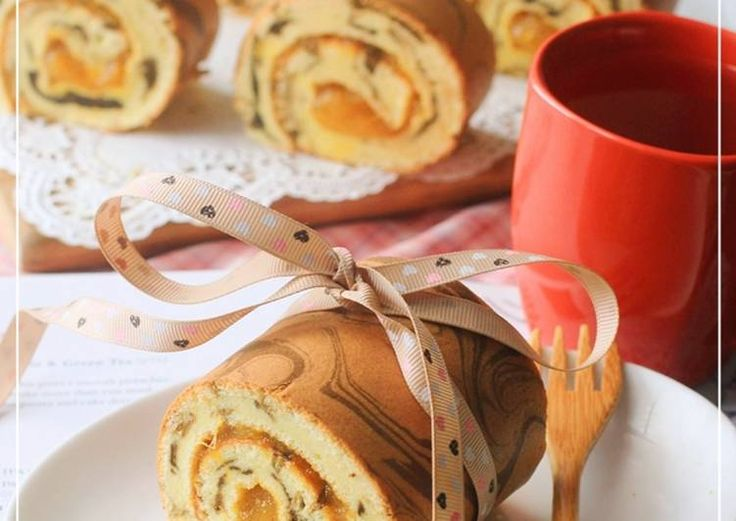 Bolu Gulung Ekonomis ala Chiffon Cake ngirit 4 Telur no Sp/Bp