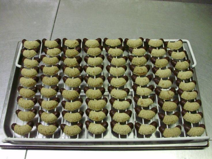 - FÚKANÉ ORECHOVÉ ROŽKY Recepty na varenie a pečenie