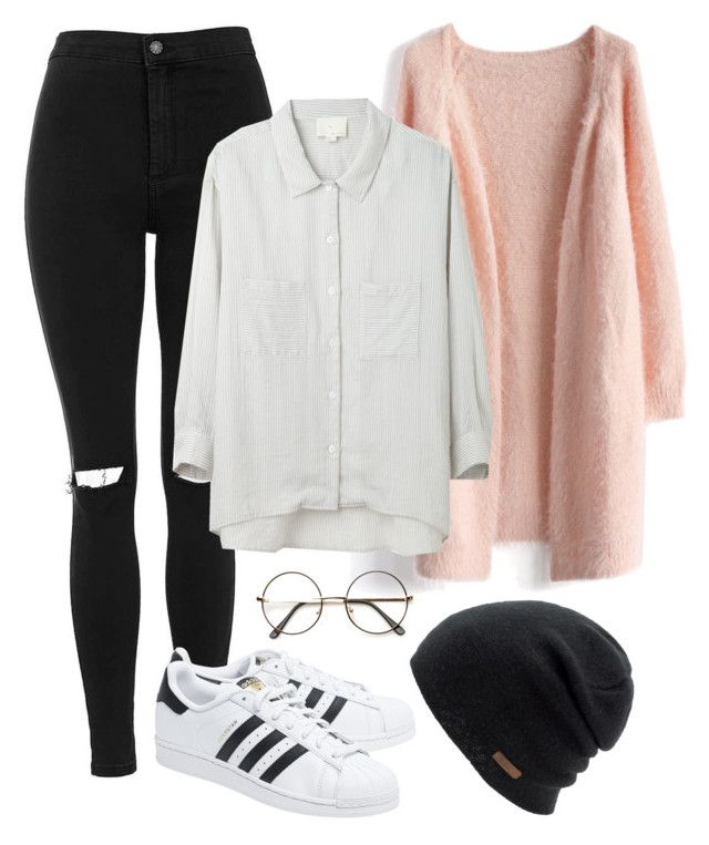 U0026quot;Lazy day with Jiminu0026quot; by ebenita95 liked on Polyvore featuring Topshop Chicwish Coal Band of ...
