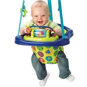 Nice Portable Baby Door Exercising Jumper / Bouncer For 4 Months+ At $39.99