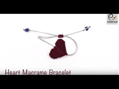 Colorful Fish Bracelet Tutorial | Macrame School - YouTube