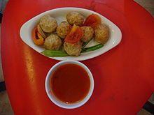 Salsa agridulce - Wikipedia, la enciclopedia libre