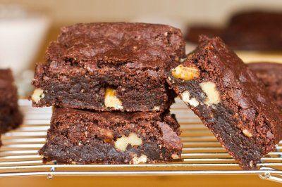 Vegan and Gluten-Free Brownies